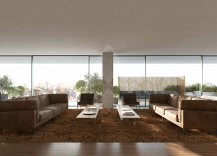 Apartamento com 3 dormitórios 317 m² Petrópolis - Porto Alegre/RS