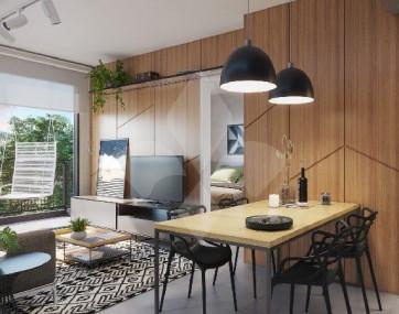 Apartamento com 2 dormitórios 56 m² Rio Branco - Porto Alegre/RS