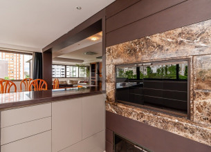 Apartamento com 3 dormitórios 201 m² Mont Serrat - Porto Alegre/RS